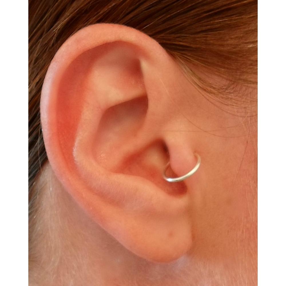 Похудеть булавка в ухо