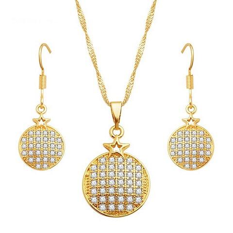 Köp vackra billiga Österrikiska Kristall smycken online 147ccacc3d9d9