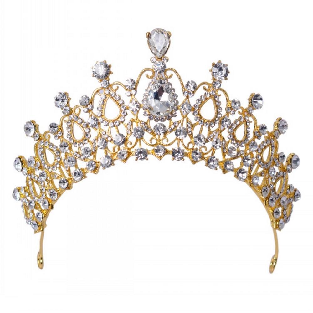 tiara bröllop
