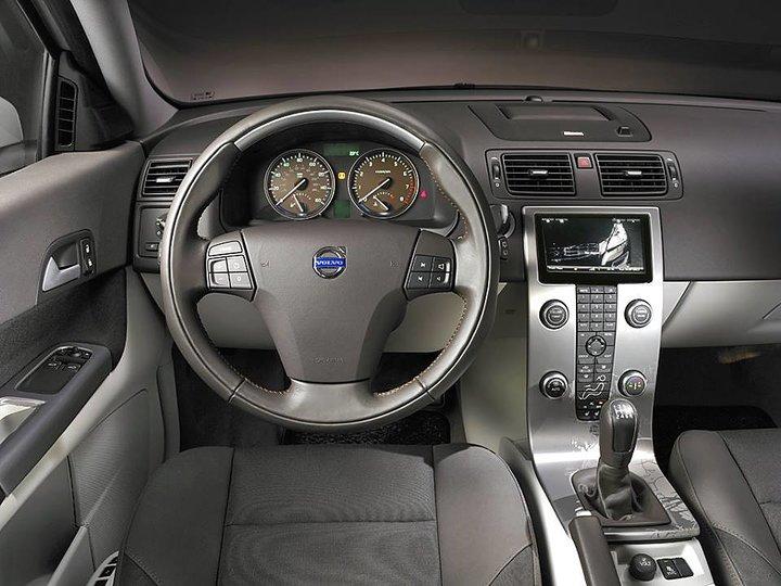 VOLVO C30/S40/V50/C70 HEADUNIT ANDROID 7.1 - Bluepower