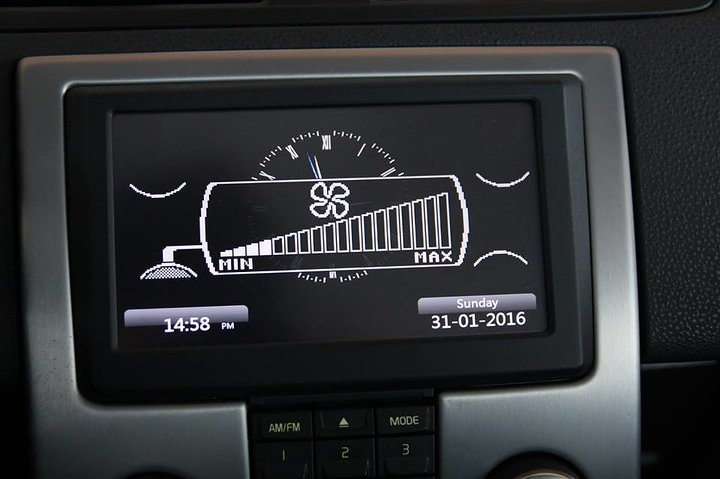 Volvo C30 S40 V50 C70 Headunit Android 7 1 Bluepower