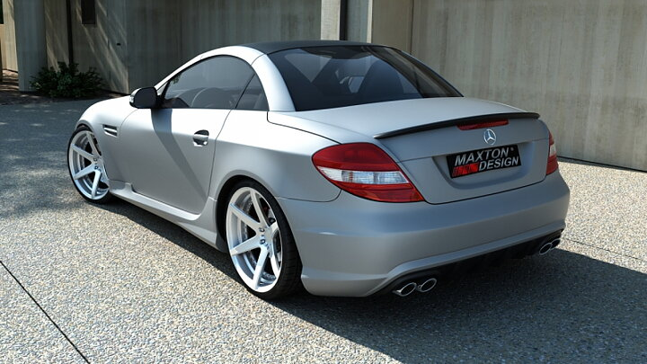 bodykit mercedes slk r171 amg204 look. Black Bedroom Furniture Sets. Home Design Ideas