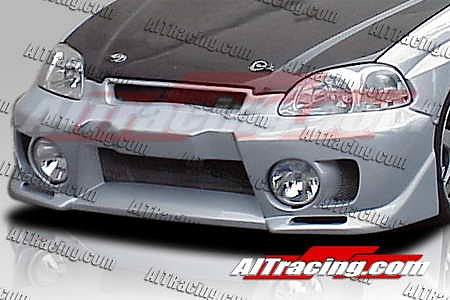 HONDA CIVIC 96-98 EVO5 FRONT BUMPER [AIT] - Bluepower