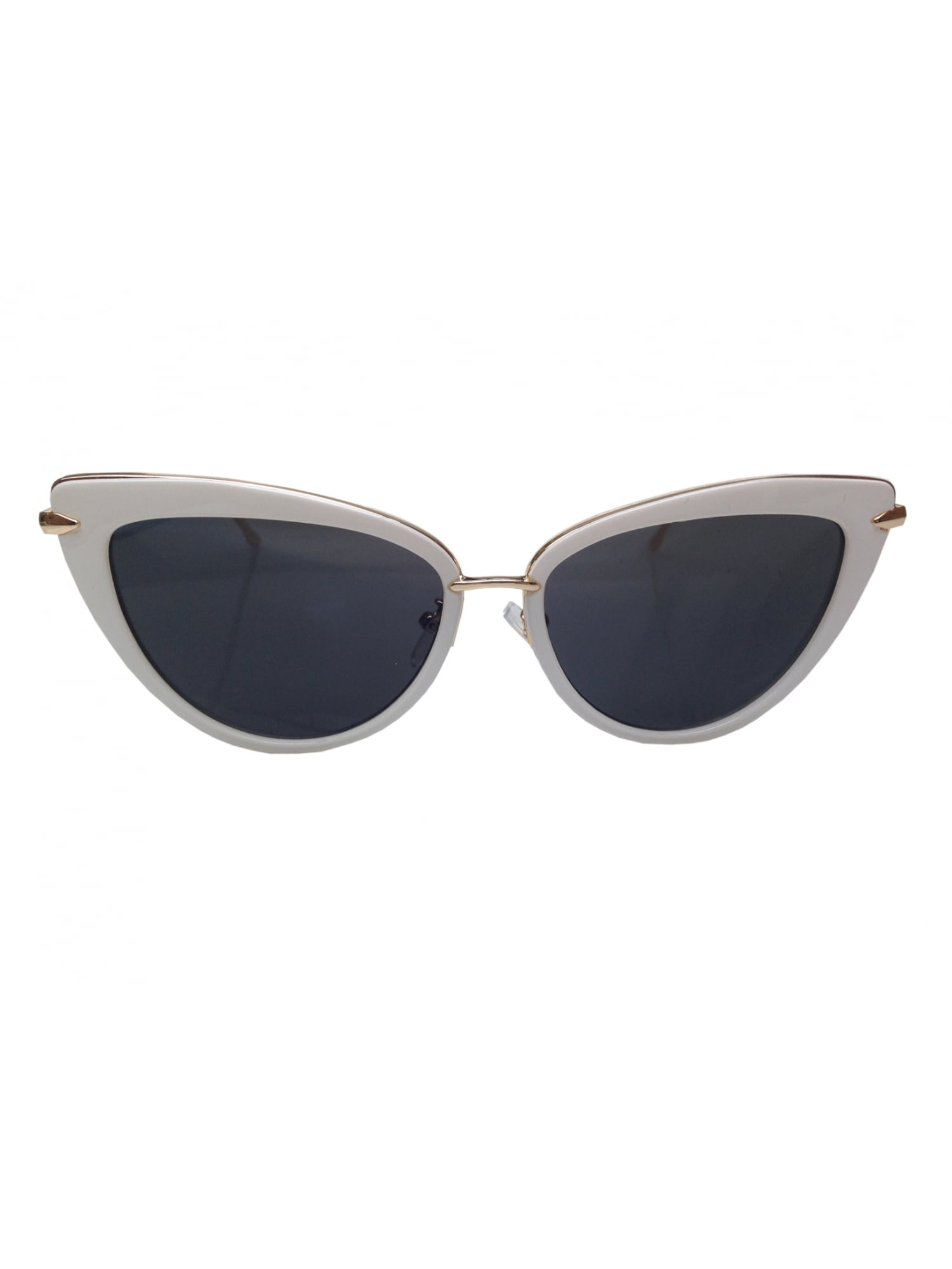 0ce32c638aa Johannas Rockabilly   Vintage AB - Collectif - White Dita Cat Eye Sunglasses