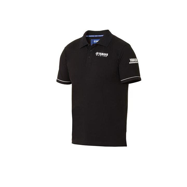 Polo T-shirt Herr Svart - Heds Yamaha Shop 07b5b48867d50