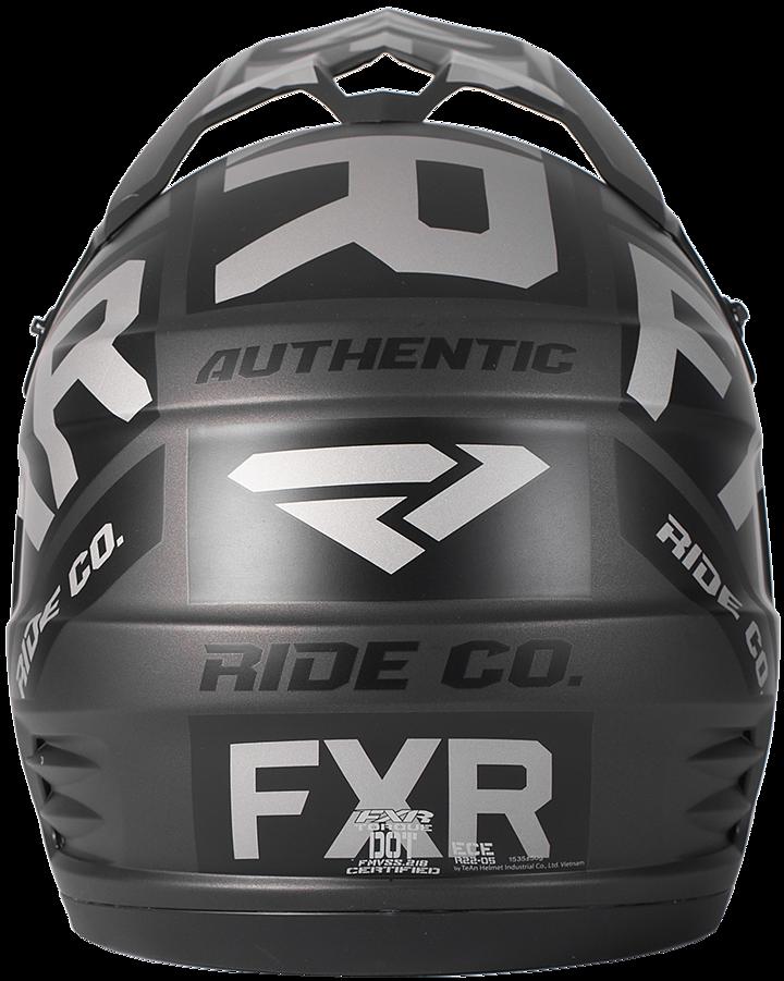 Torque Evo Helmet Black Ops - Heds FXR Shop 2d177c0fdabaf