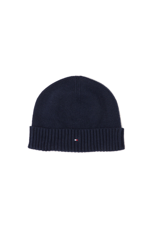 263d411fef685 The Hiding Place - Tommy Hilfiger  Navy beanie