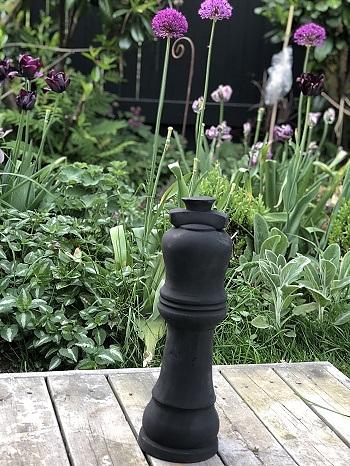 Latexform schack kung