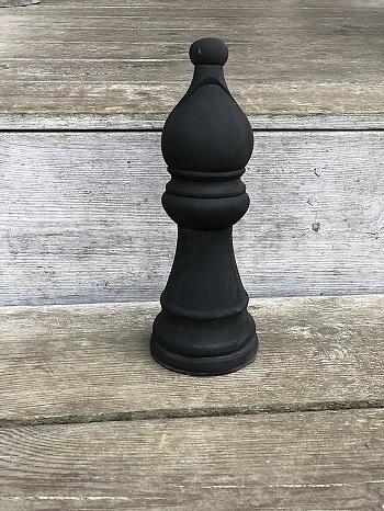 Latexform schack Löpare