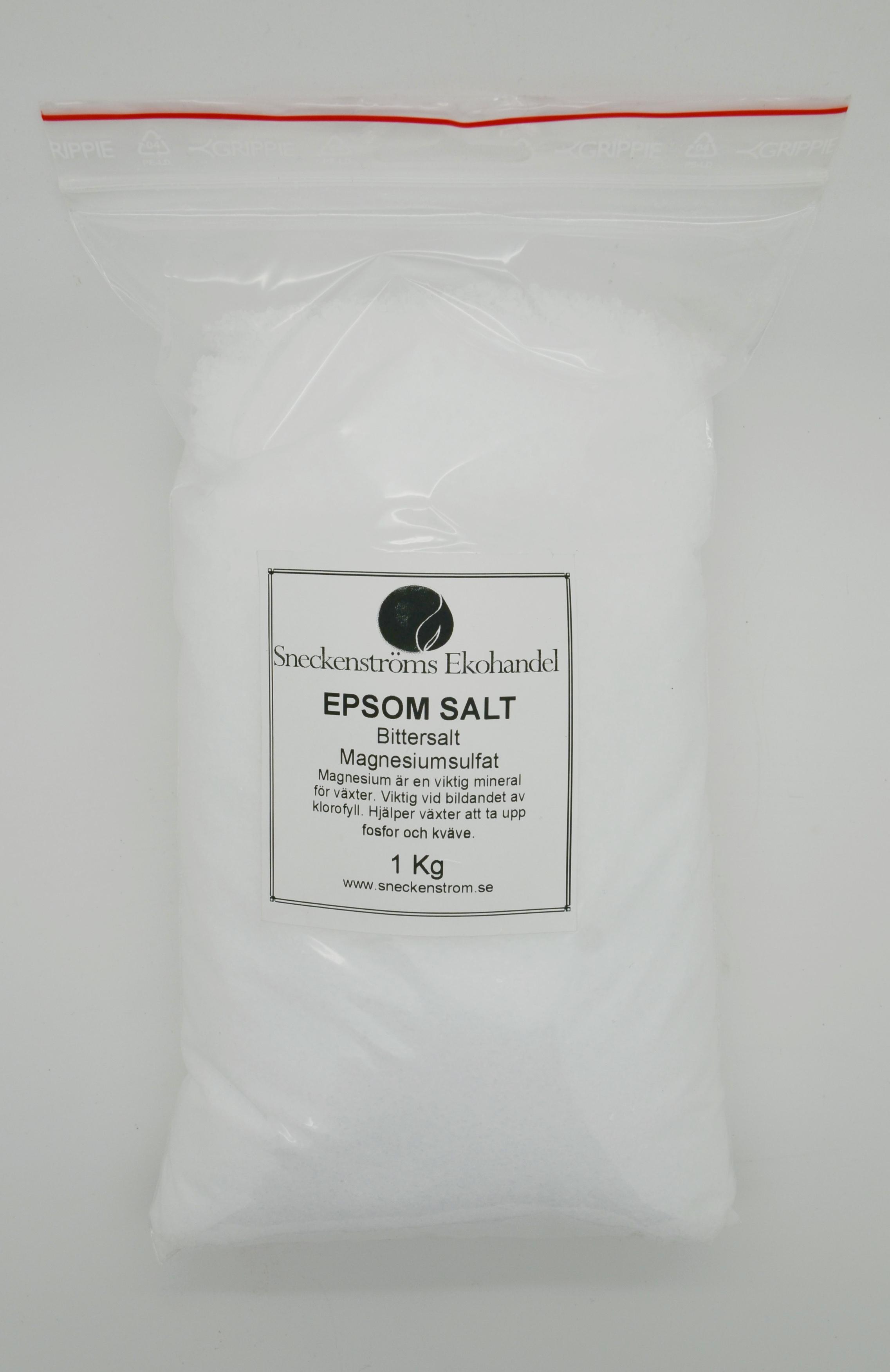 epsom salt ica