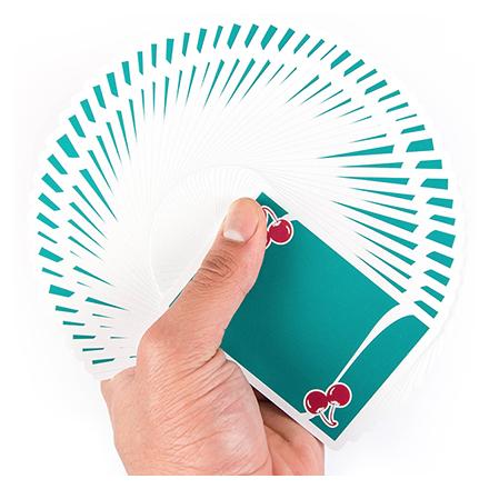 cherry casino card deck