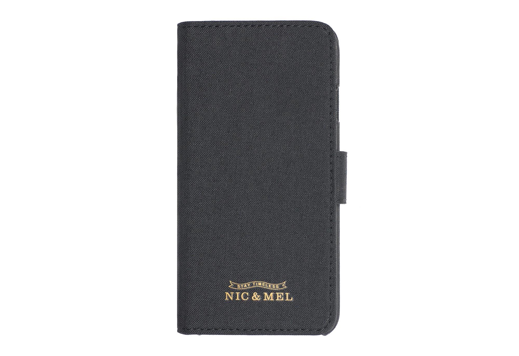 Nic   Mel Mobilskal iPhone 6 6s 7 Anthracite - Onödigt Snyggt 66541a3ca94c8