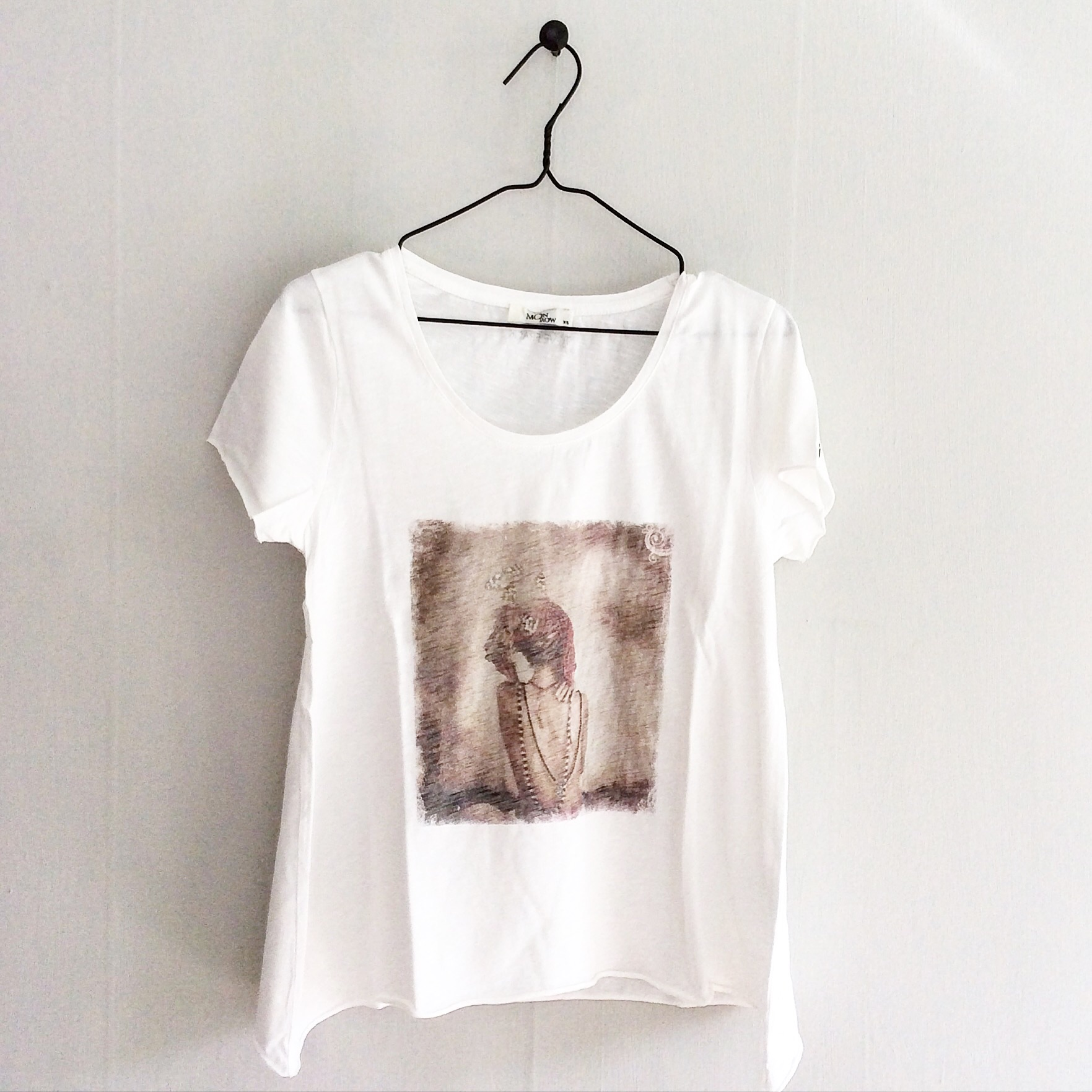 83406dca80dd Tove Frank T-shirt Back - Onödigt Snyggt