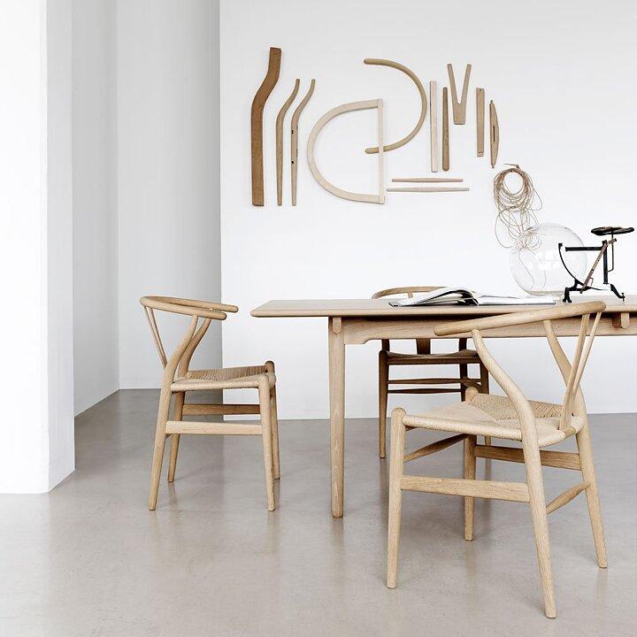 Alle nye Kampanj CH24 Y stolen - Köp hos Vision of Home.se - Design med Fri FK-33