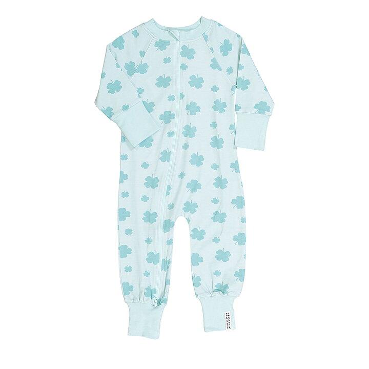 Geggamoja Pyjama Clover Soft Mint - FreshMilk Children s Clothing f8aa531adc987