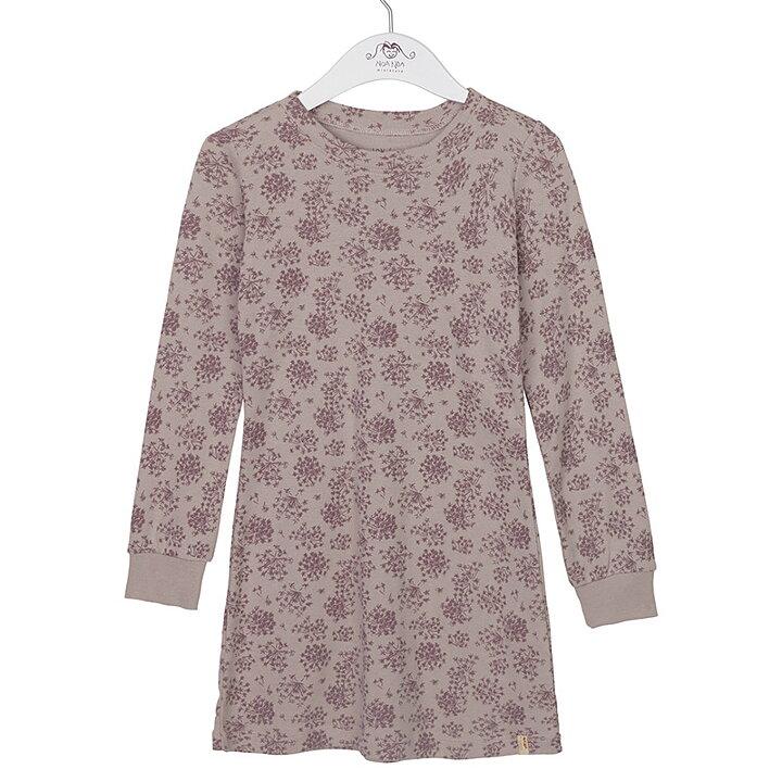 1044f90aa3f Noa Noa Night Gown Fawn Light Purple - FreshMilk Children's Clothing