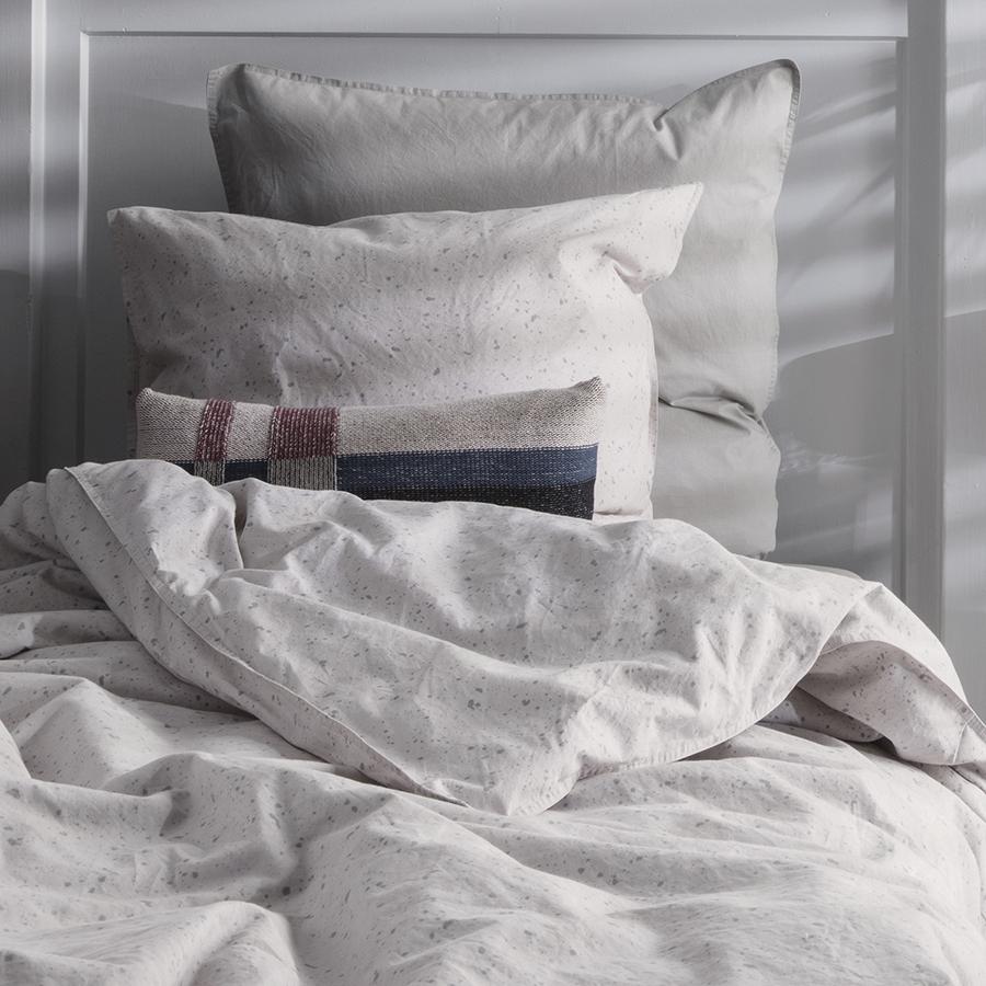 Ferm Living Pillowcase Hush Light Grey