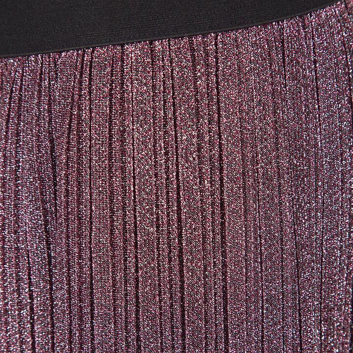 790b0049adf Petit by Sofie Schnoor Byxor Glitter Lila - FreshMilk Barnkläder ...