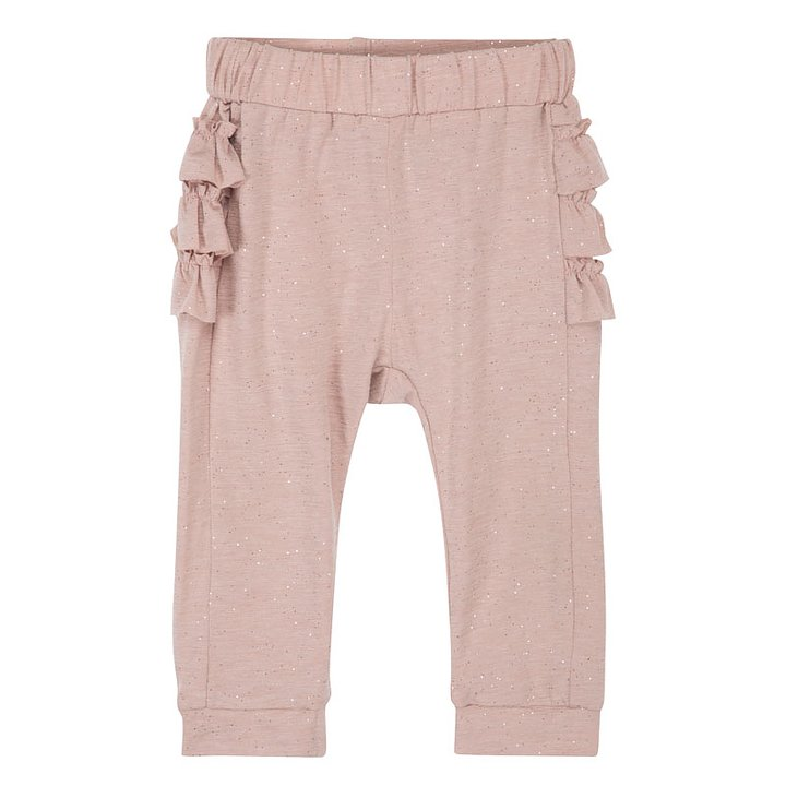 6f0b81389e05 Petit by Sofie Schnoor Pants Frill Rose - FreshMilk Children s Clothing