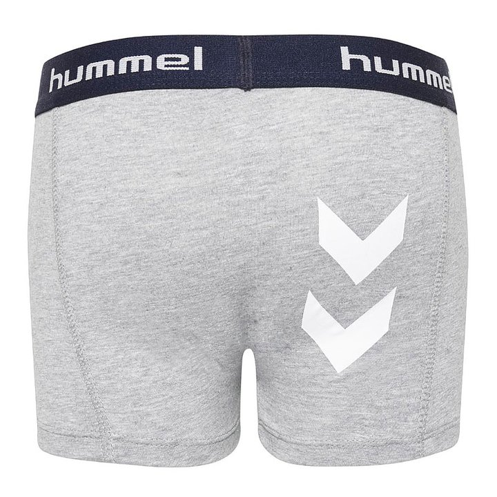 aec05fb713e Hummel Boxers Troy Grey Melange - FreshMilk Children's Clothing