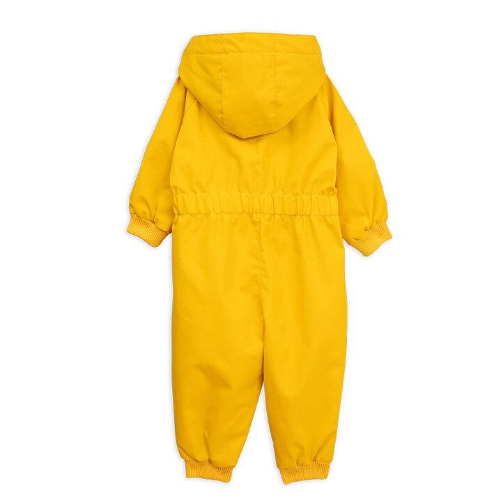 7c412d6c9 Mini Rodini Overall Baby Pico Yellow - FreshMilk Children s Clothing