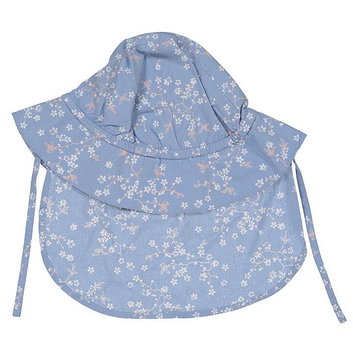 401519d0a99 Noa Noa Sun Hat Baby Flowers Light Blue - FreshMilk Children s Clothing