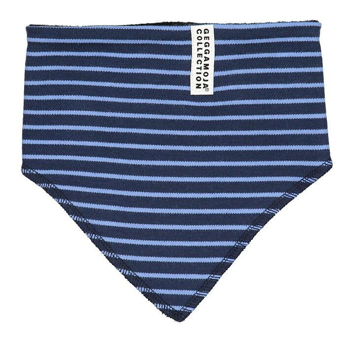 Geggamoja Scarf Fleece Navy   Light Blue - FreshMilk Children s Clothing 9da16562ea3e0