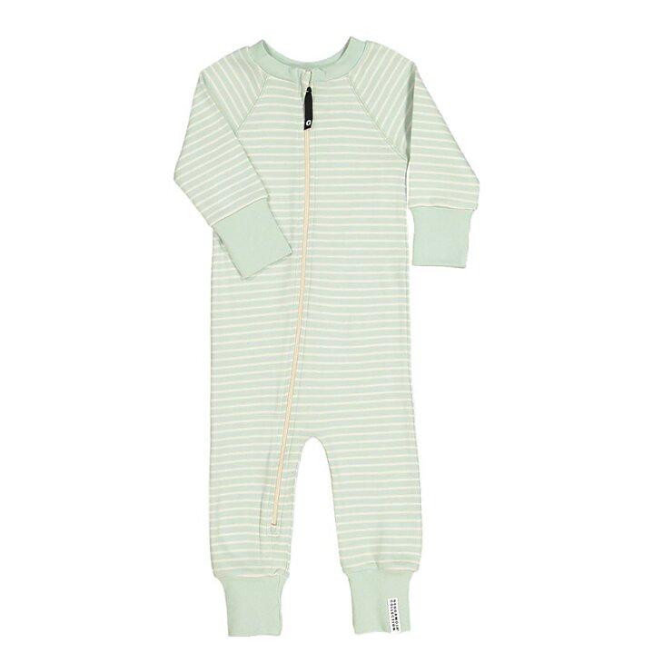 Geggamoja Pyjama Zip Mint - FreshMilk Children s Clothing 29b0bd7dc966c