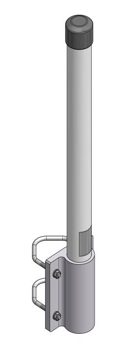 Comrod Uhf427m 0 5 M 1 6 Ft Uhf Cellular Lte 1 Dbi