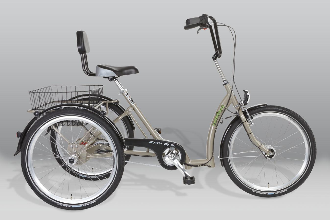 trehjuling för vuxna