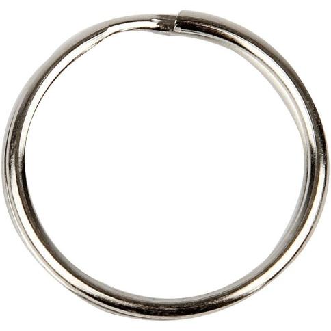 Nyckelring 25mm storpack - Pärlor  6c21a640b0102