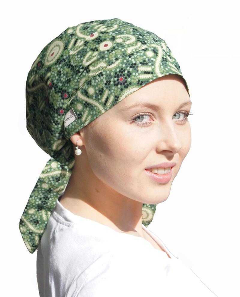 huvudbonader vid håravfall