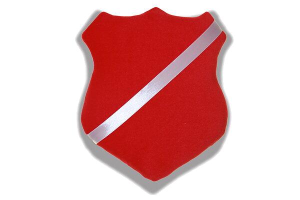 Märkessköld Röd - AquaLek 34749f2dfb1e9