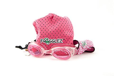 Frogglez Simglasögon barn-Rosa 5f1c11e741431