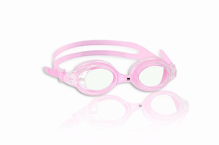 Esox Simglasögon Junior Vuxen Rosa Klar - AquaLek 68e20f90d0623