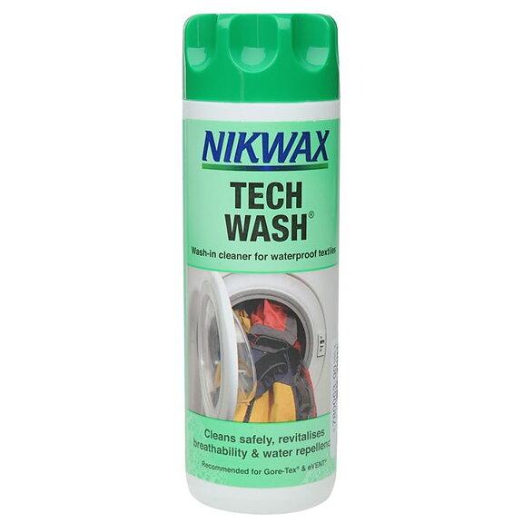 Nikwax Tech Wash 300ml - GO NATURE a06db8164228b