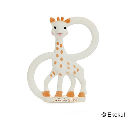 sophie giraff bitring