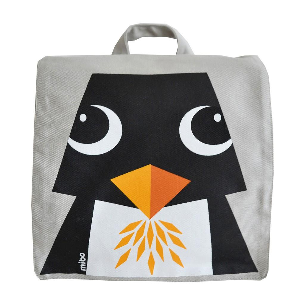 Lasten selkäreppu pingviini