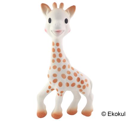 giraff leksak baby
