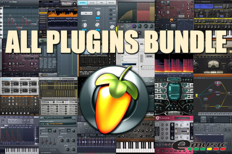 Fl studio all plugins bundle crack | FL Studio 20 0 5 681