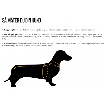 Eskilstuna HundCenter AB - Hurtta Body Warmer aceb60b29ed5d