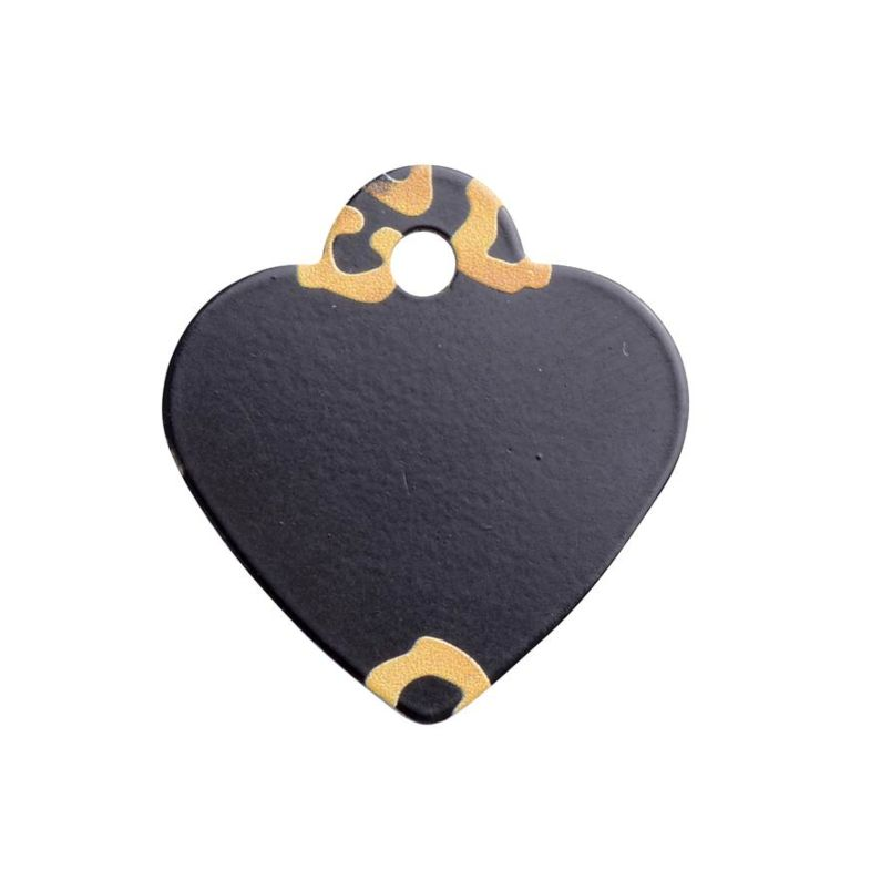 litet svart hjärta