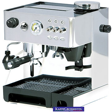 la pavoni espressomaskiner f r kaffe lskare. Black Bedroom Furniture Sets. Home Design Ideas