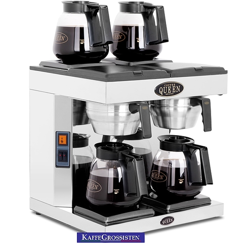 Coffee Queen Dm 4 Coffee Brewer For Great Coffee