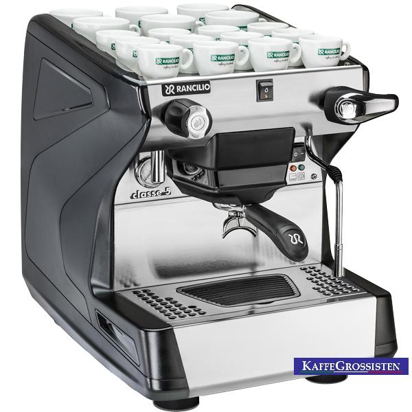 rancilio classe 5 s1 professional espresso machine. Black Bedroom Furniture Sets. Home Design Ideas