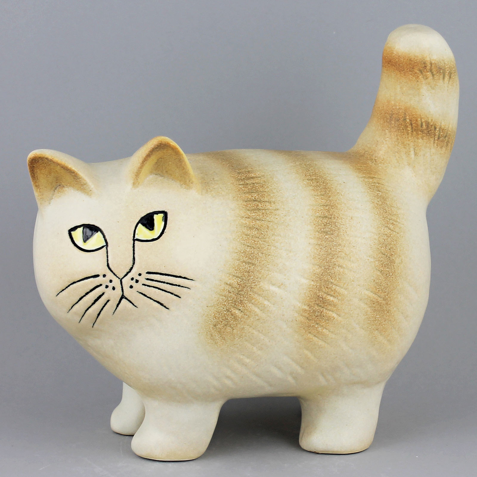 Buy lisa larsons white chubby cat moa at mother sweden reviewsmspy
