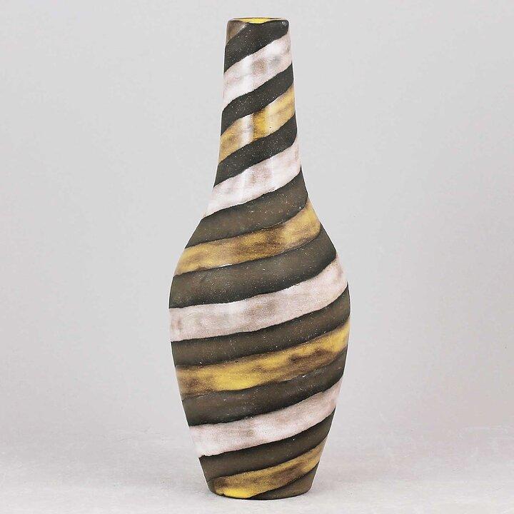 Ingrid Atterberg Spiral 1949 Brilliant Twirling Vase 20 Cm