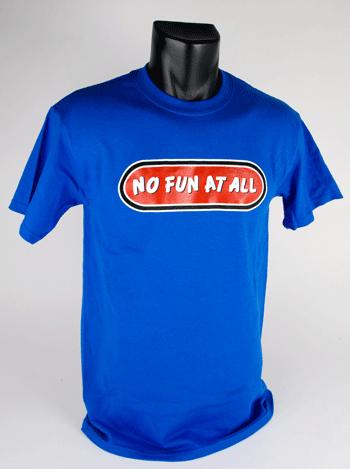 2afaaa96aa7 Bandit Rockstore - T-SHIRT - ROYAL BLUE, LOGO