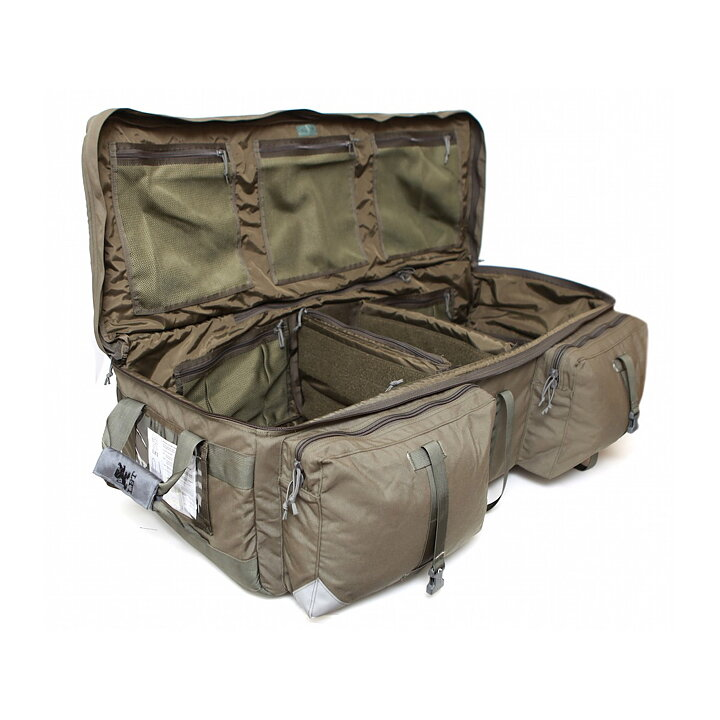 Lbx Tactical Wheeled Load Out Bag With Padding