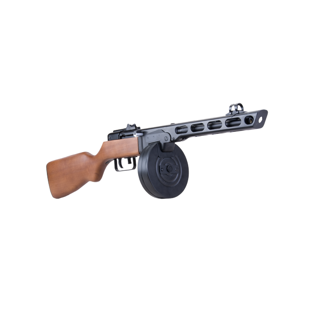 s t ppsh 41 electric blow back tactical store paintball